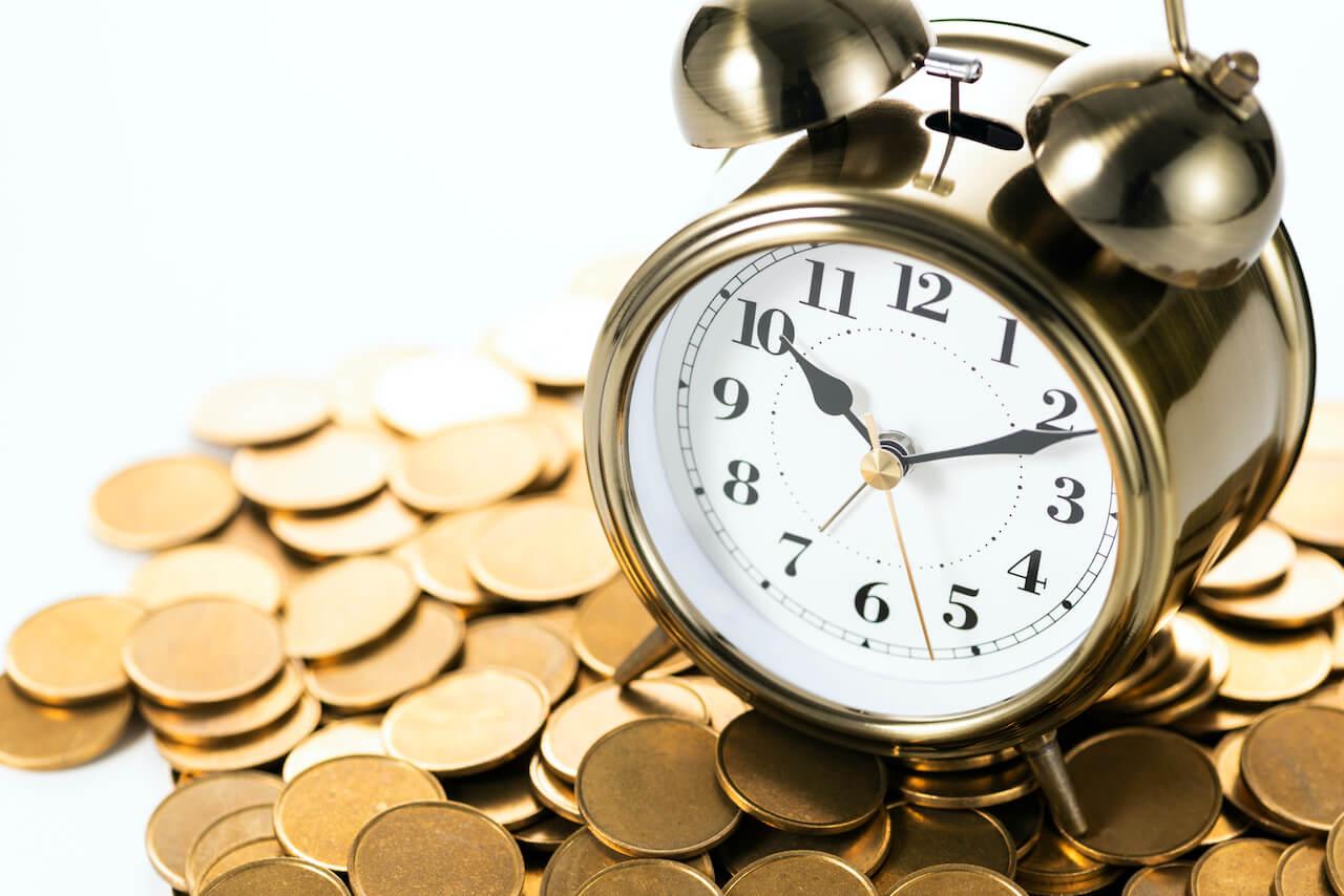 「Time is money(時は金なり)」の語源に迫る!