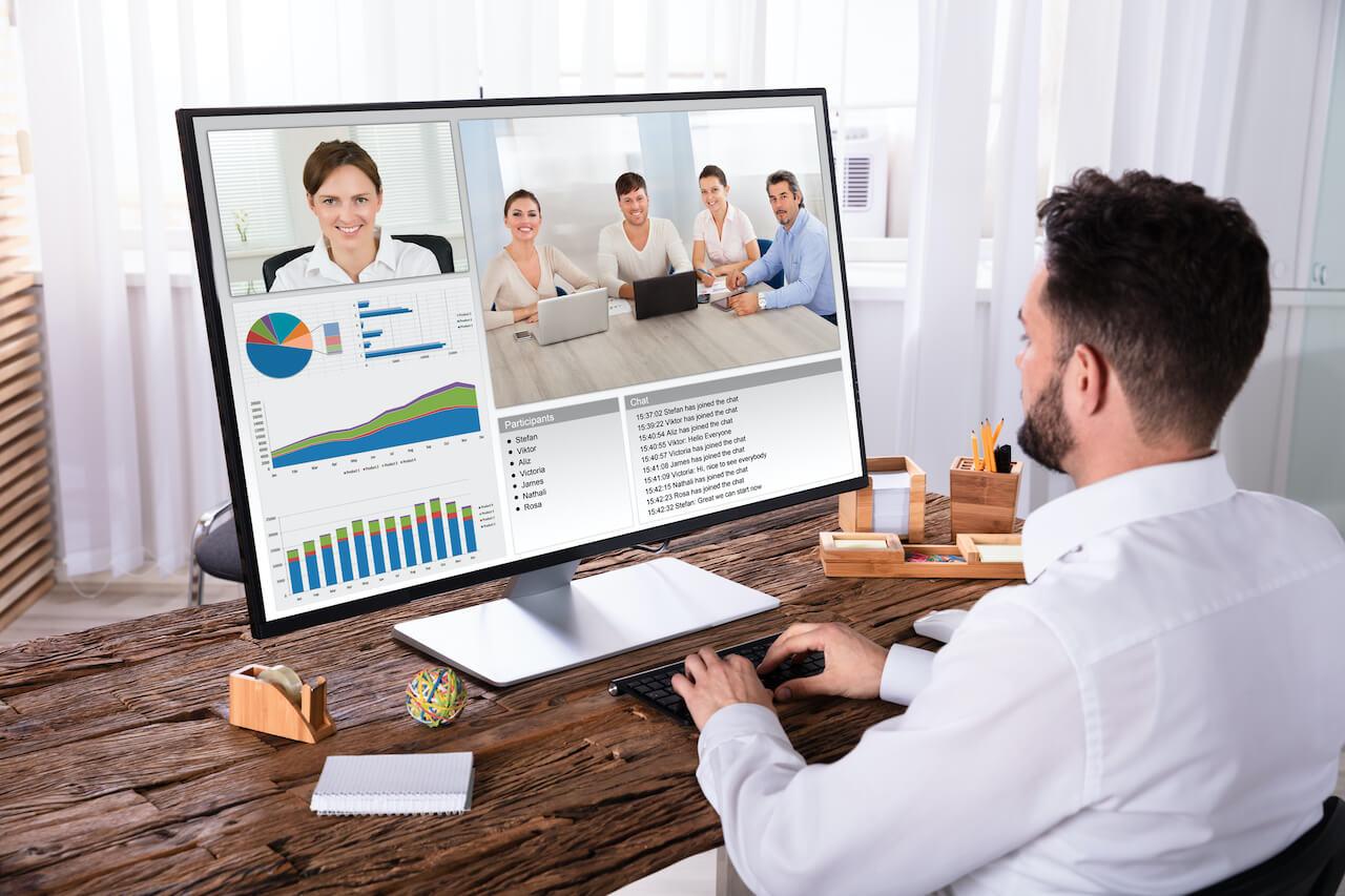 必要な時すぐにミーティングを開く~営業マンのweb会議活用法~